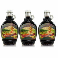 Pioneer Valley Gourmet Marionberry Fancy Syrup 11.5 oz. - 3 pack
