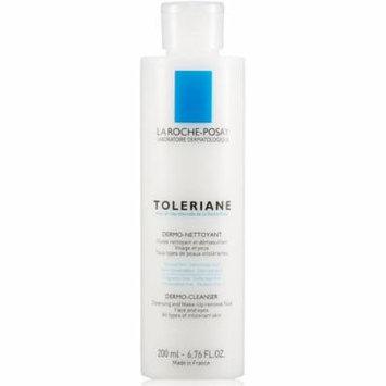 6 Pack - La Roche-Posay Toleriane Dermo- Cleanser Face Wash & Makeup Remover 6.76 oz