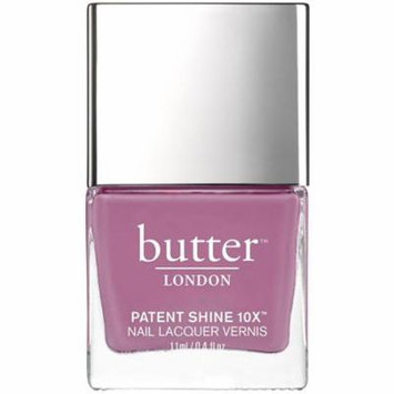 4 Pack - Butter London Patent Shine 10x Nail Lacquer, Fancy Nail 0.4 oz