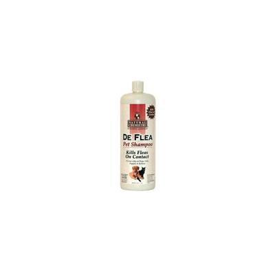 Natural Chemistry De Flea Pet Shampoo 33.8 oz - Pack of 12