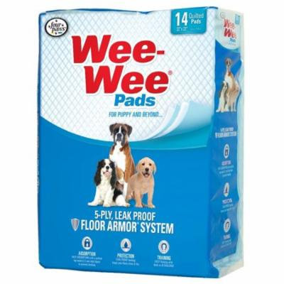 Four Paws Wee Wee Pads Original 14 Pack (22