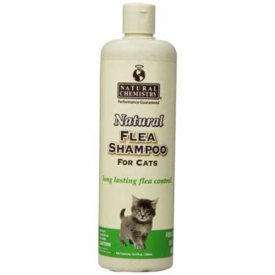 Natural Chemistry Natural Flea & Tick Shampoo for Cats 16 oz - Pack of 10