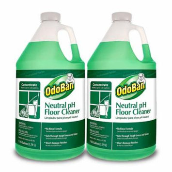 Product of OdoBan Earth Choice Neutral pH Floor Cleaner (128 oz., 2 ct.) - All-Purpose Cleaners [Bulk Savings]