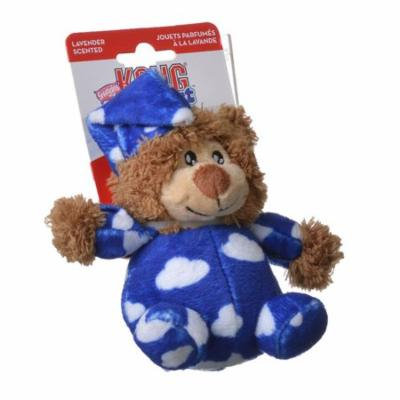 Kong Comfort Snuggles Dog Toy Small - 1 Pack - (Assorted Colors) - Pack of 6
