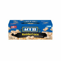 Product of ACT II Kettle Corn Microwave Bags (28 ct.)- Pack of 2 - [Bulk Savings]