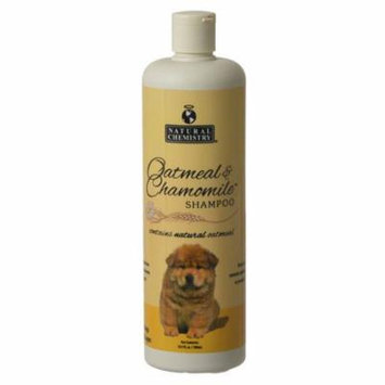 Natural Chemistry Natural Oatmeal & Chamomile Shampoo 16 oz - Pack of 10