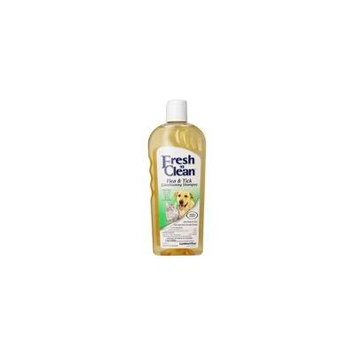 Fresh 'n Clean Flea & Tick Conditioning Shampoo 18 oz - Pack of 6