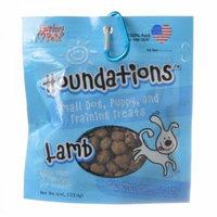 Loving Pets Houndations Training Treats - Lamb 4 oz - Pack of 10