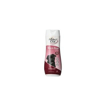 Perfect Coat Black Pearl Shampoo & Conditioner Boysenberry 16 oz - Pack of 6