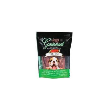 Loving Pets Gourmet Duck Chew Strips 3 oz - Pack of 10