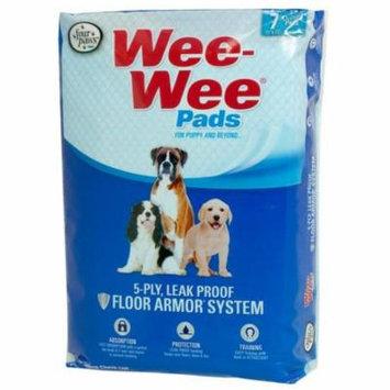 Four Paws Wee Wee Pads Original 7 Pack (22