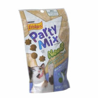 Friskies Party Mix Naturals Cat Treats - Real Chicken 2.1 oz - Pack of 12