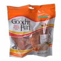 Healthy Hide Good 'n' Fun Triple-Flavor Wings - Chicken, Rawhide & Pork Hide 8 oz - Pack of 12