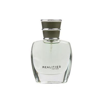 REALITIES (NEW) by Liz Claiborne - COLOGNE SPRAY .5 OZ (UNBOXED) - MEN
