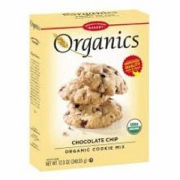 European Gourmet Bakery Organic Chocolate Chip Cookie Mix Chocolate Chip Case of 12 12.3 oz.