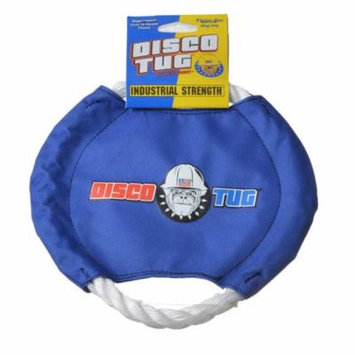 Petsport USA Disco Tug Dog Toy Large - 9