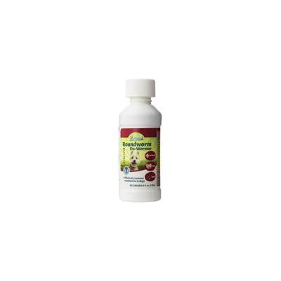 Excel Roundworm De-Wormer Liquid for Dogs 4 oz - Pack of 6