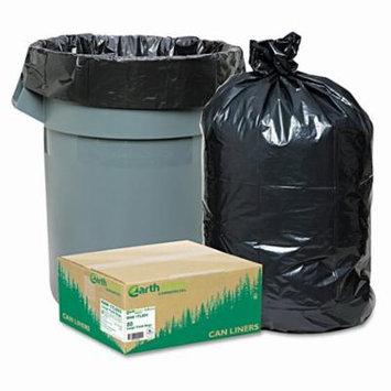Product of Earthsense Recycled Large .9mil Trash and Yard Bags, 33-gal. Capacity, 80 ct. - Black - Trash Bags [Bulk Savings]