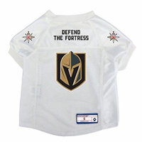 Vegas Golden Knights Dog Pet Premium Jersey Defend The Fortress XS