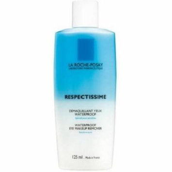 2 Pack - La Roche-Posay Respectissime Waterproof Eye Makeup Remover 4.2 oz