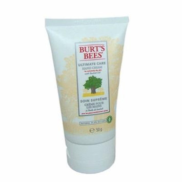 Burt's Bees Ultimate Care Hand Cream for Extremely Dry Skin with Baobab Oil 50g