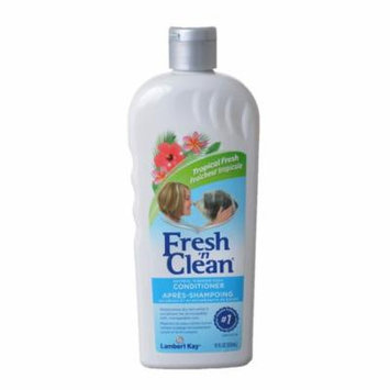 Fresh 'n Clean Oatmeal 'n Baking Soda Conditioner - Tropical Scent 18 oz - Pack of 4