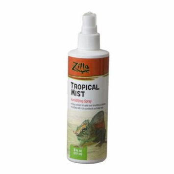 Zilla Tropical Mist Humidifying Spray 8 fl. oz (236 ml) - Pack of 6