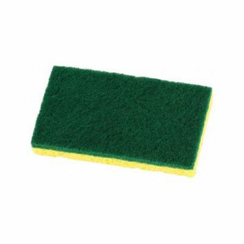 Superio Heavy Duty Cellulose Scrub Sponge, Large-8.5X14.5 (1-pack.)
