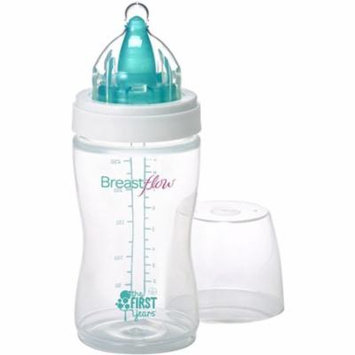 4 Pack - The First Years Breast Flow 9 oz Bottle 1 ea