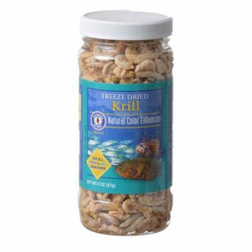 SF Bay Brands Freeze Dried Krill 2 oz - Pack of 3