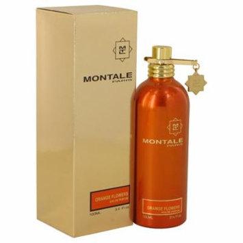 Montale Orange Flowers by Montale Eau De Parfum Spray (Unisex) 3.4 oz for Women