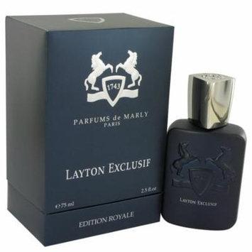 Layton Exclusif by Parfums De Marly Eau De Parfum Spray 2.5 oz for Men