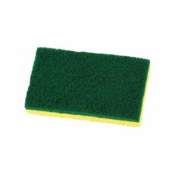 Superio Scrub Sponge Heavy Duty Cellulose. 12X7X2cm (1-pack)
