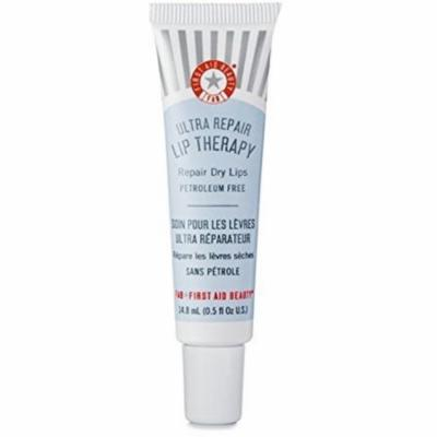 3 Pack - First Aid Beauty Ultra Repair Lip Therapy 0.5 oz