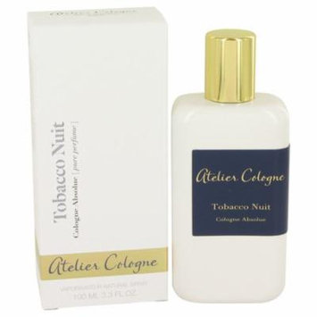 Atelier Cologne Women Pure Perfume Spray (Unisex) 3.3 Oz