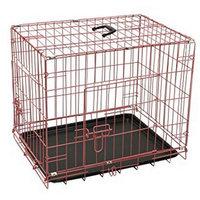 Aleko SDC-2D-36P Wire Mesh Dog Cage 36