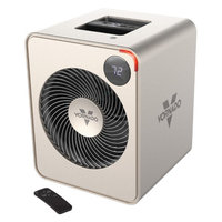 Vornado - 11 X 11 X 13.4 - VMH500 Whole Room Metal Heater with Remote and Automatic Climate Control - Champagne (Beige)