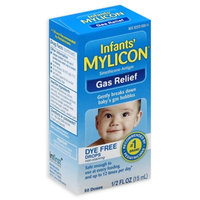 Mylicon Infants' Gas Relief Dye Free Drops - .5 oz