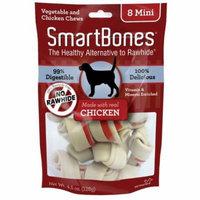 SmartBones Chicken & Vegetable Dog Chews Mini - 2
