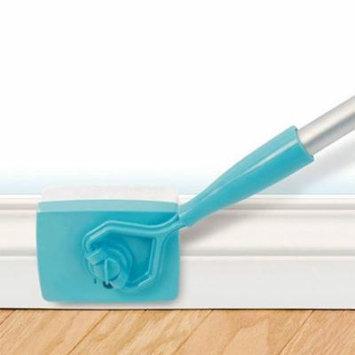 Womail Clean Mop Walk &Glide Extendable Microfiber Dust Brush Creative