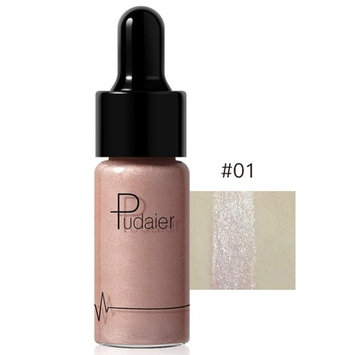 Emubody Highlighter Make Up Concealer Shimmer Face Glow Liquid Highlighter Cream