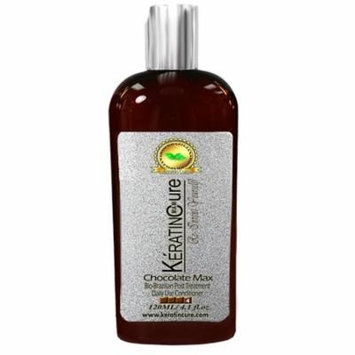 Keratin Cure Chocolate Complex Smoothing Argan Daily Conditioner 120 ml 4 fl oz