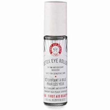 2 Pack - First Aid Beauty Detox Eye Roller 0.28 oz