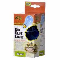 Zilla Incandescent Day Blue Light Bulb for Reptiles 50 Watt - Pack of 10
