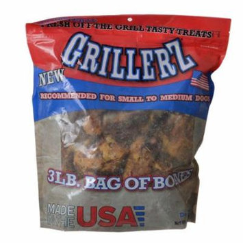 Grillerz Bag O Bones 3 lbs - Pack of 6
