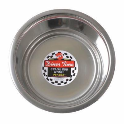 Spot Stainless Steel Pet Bowl 64 oz (8-3/8