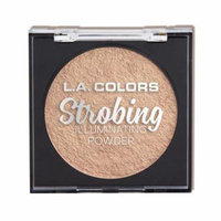 (3 Pack) L.A. COLORS Strobing Illuminating Powder - Gold Halo