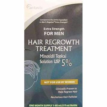 Actavis Men's Ex-Strength Hair Regrowth Treatment, 2oz 004720094738T731