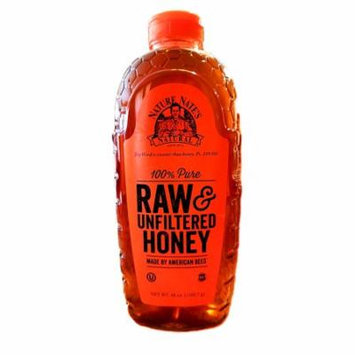 Nature Nate's 100% Pure Raw & Unfiltered Honey 48 Oz.