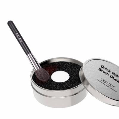 Docolor Makeup Brush Cleaner Tool Cosmetic Color Remover Clean Sponge